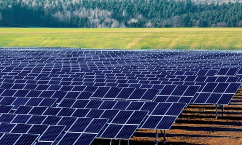 Solar Farm Stock