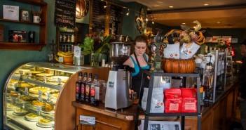 Saint's Cafe Stock by Morton Lin - 4