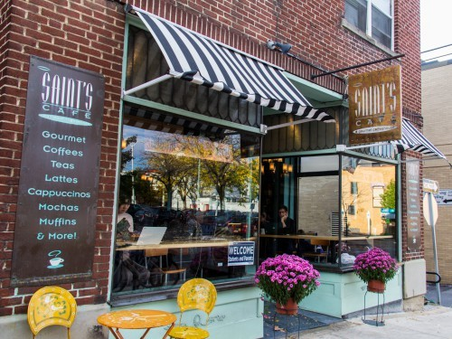 Saint's Cafe Stock by Morton Lin - 5