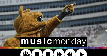 music monday with lion