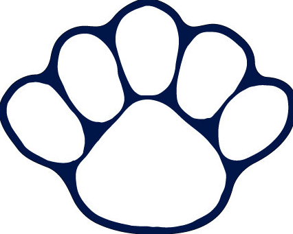 The History Of Penn State S Scandalous Paw Print Logo Seeking more png image paw print white png,chase paw patrol png,paw png? onward state