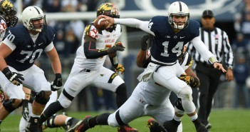 Hackenberg sacked Maryland