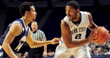 NCAA Basketball: Akron at Penn State