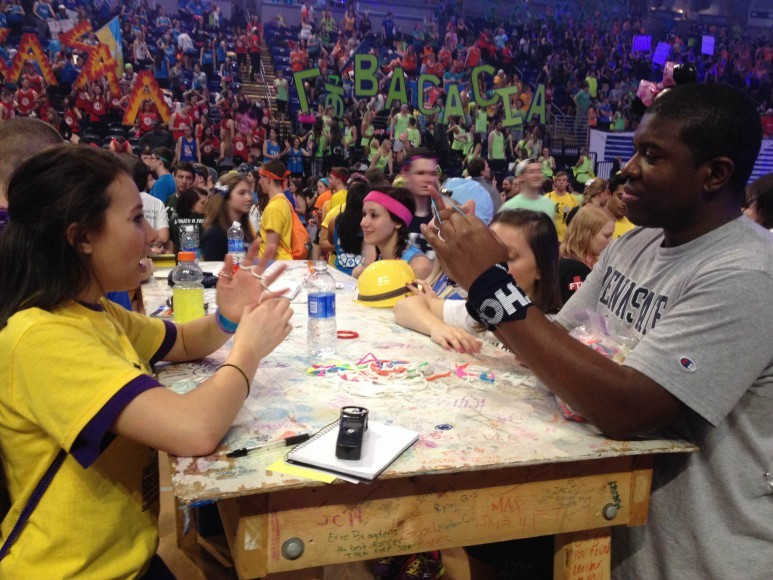 How Do Dancers Stay Entertained And Awake During Thon