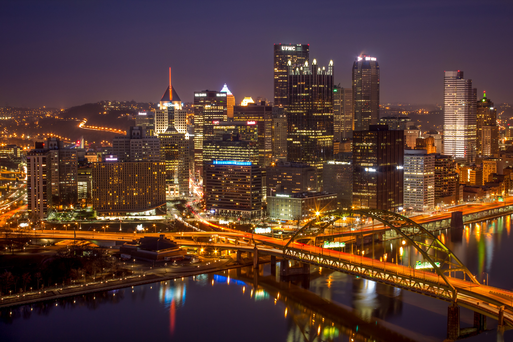 Pittsburgh Desktop Wallpaper Skyline: What To Do Over Thanksgiving Break: Pittsburgh Edition