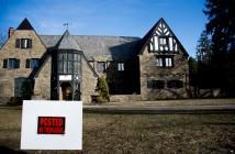 KDR Kappa Delta Rho Stock Posted No Trespassing Sign
