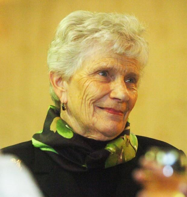 Roberta Mccain: PA Senator Pat Vance To Receive Friend Of Penn State Award