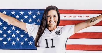 Ali Krieger Team USA soccer