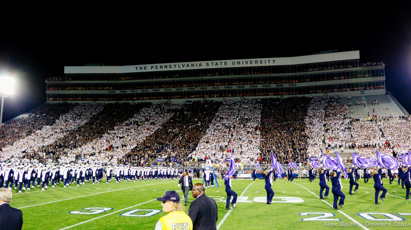 Penn State Football Announces List of 2018 Game Themes