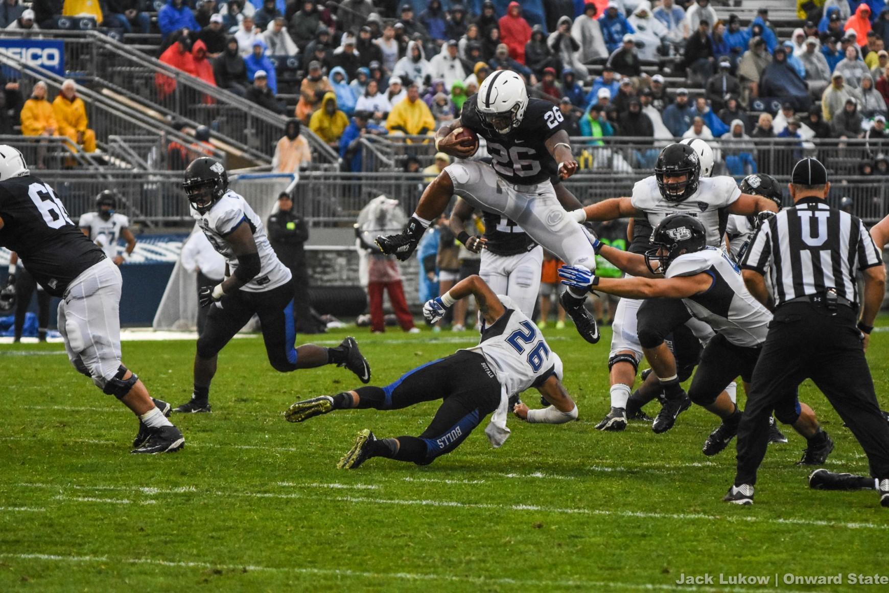 Penn State Vs. Buffalo In Photos | Onward State