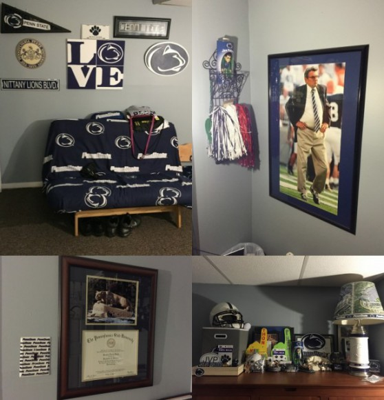 Penn State Themed Rooms The Best Of The Best