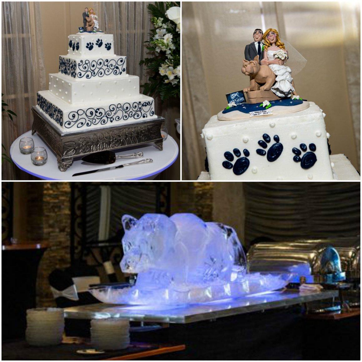 Food Lion Wedding Cakes: Penn State Love Stories 2015-16: A Penn State Wedding