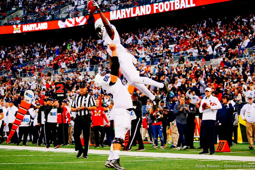 Football Maryland 2015