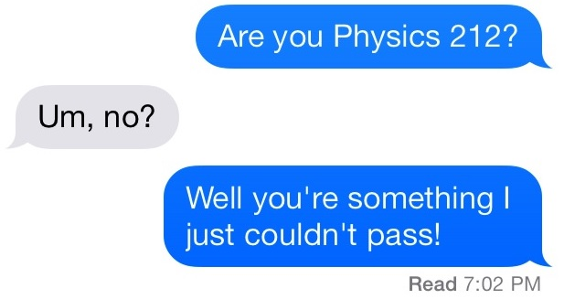 Best Of The Best Pick Up Lines