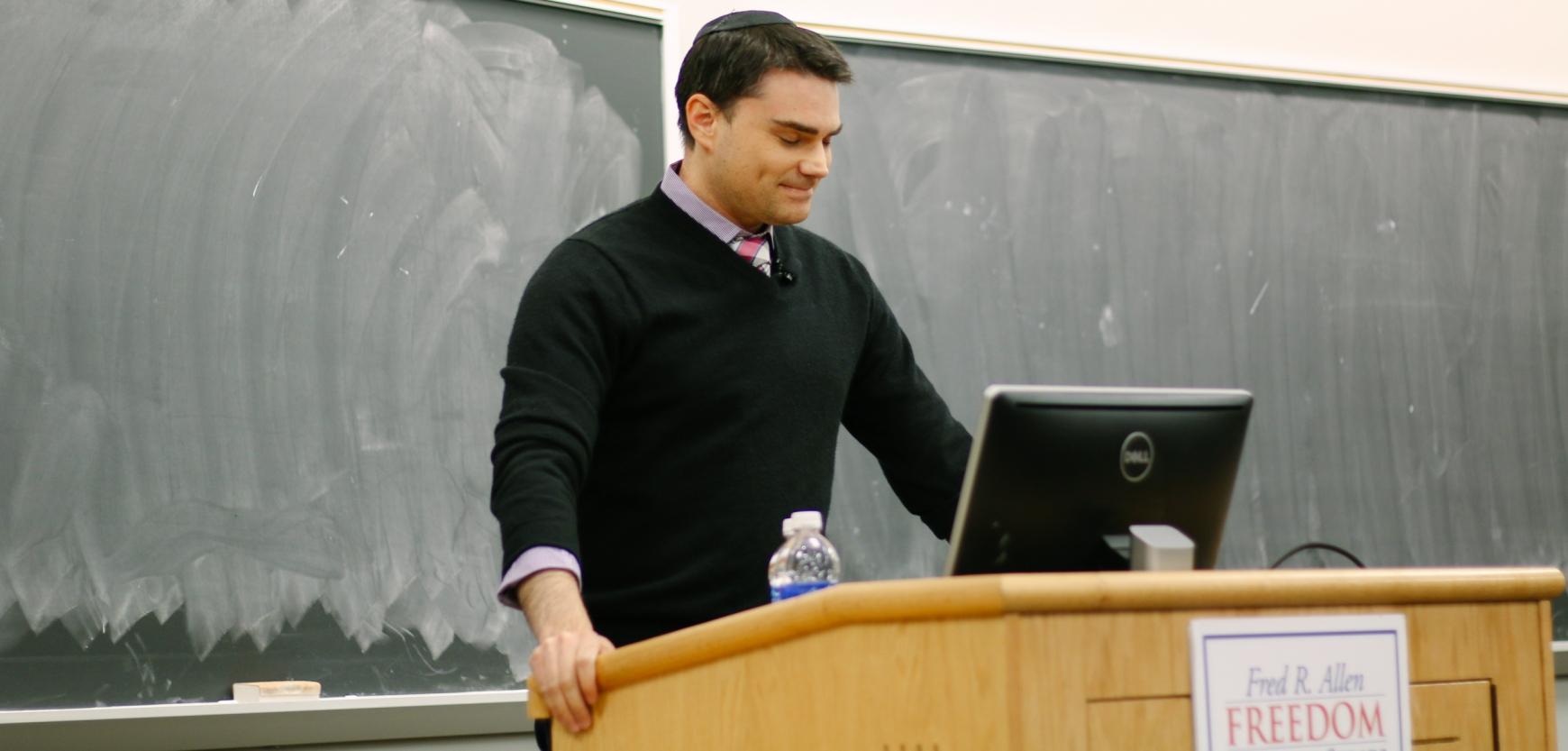 Ben Shapiro The Student Room