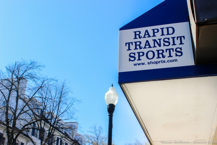 Rapid Transit Sports in State College, PA