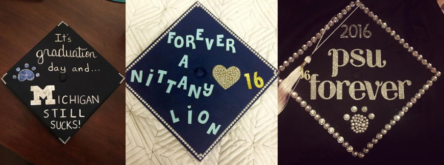 The Class Of 2016 S Best Decorated Graduation Caps
