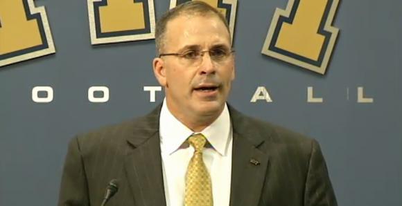 Pitt Head Coach Narduzzi Wants Program To Play Penn State ...