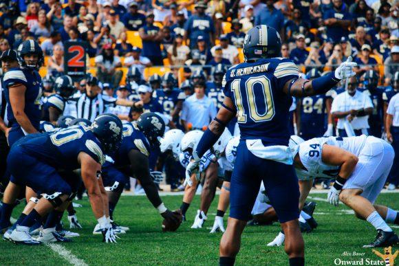Penn State Drops 42-39 Heartbreaker To Pitt At Heinz Field ...