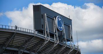Beaver Stadium Stock Photos Football Fall 2016
