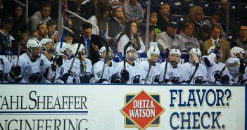 Penn State Men's Hockey vs Queen's