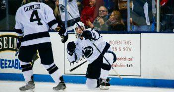 Kris Myllari Penn State Men's Hockey vs Saint Lawrence 2016
