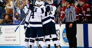 Penn State Men's Hockey vs Saint Lawrence 2016