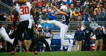 Blake Gillikin Penn State Football vs. Maryland 2016