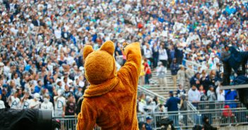 Nittany Lion Penn State Football vs. Maryland 2016