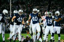Jason Cabinda, Parker Cothren, Torrence Brown, Defense Penn State Footbal vs. Ohio State 2016