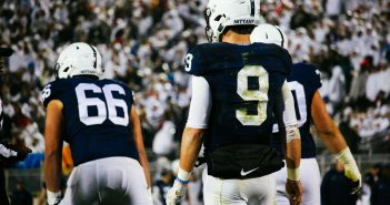 Trace McSorley Penn State Footbal vs. Ohio State 2016