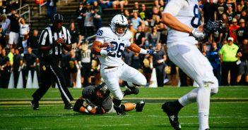 Saquon Barkley Penn State Football at Purdue 2016