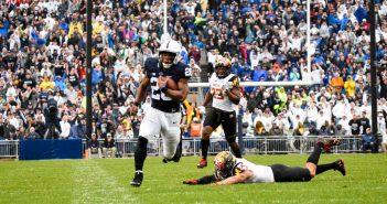 Saquon Barkley Touchdown