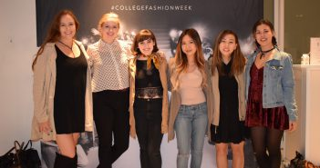 Fashion Society of Penn State at College Fashion Week 2016
