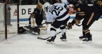 Dennis Smirnov Penn State Hockey vs Canisius