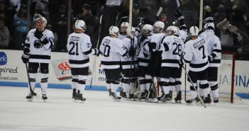 Penn State Mens Hockey vs Canisius