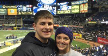 Beaver Stadium Couple