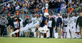 DeAndre Thompkins Penn State Football vs Michigan State 2016