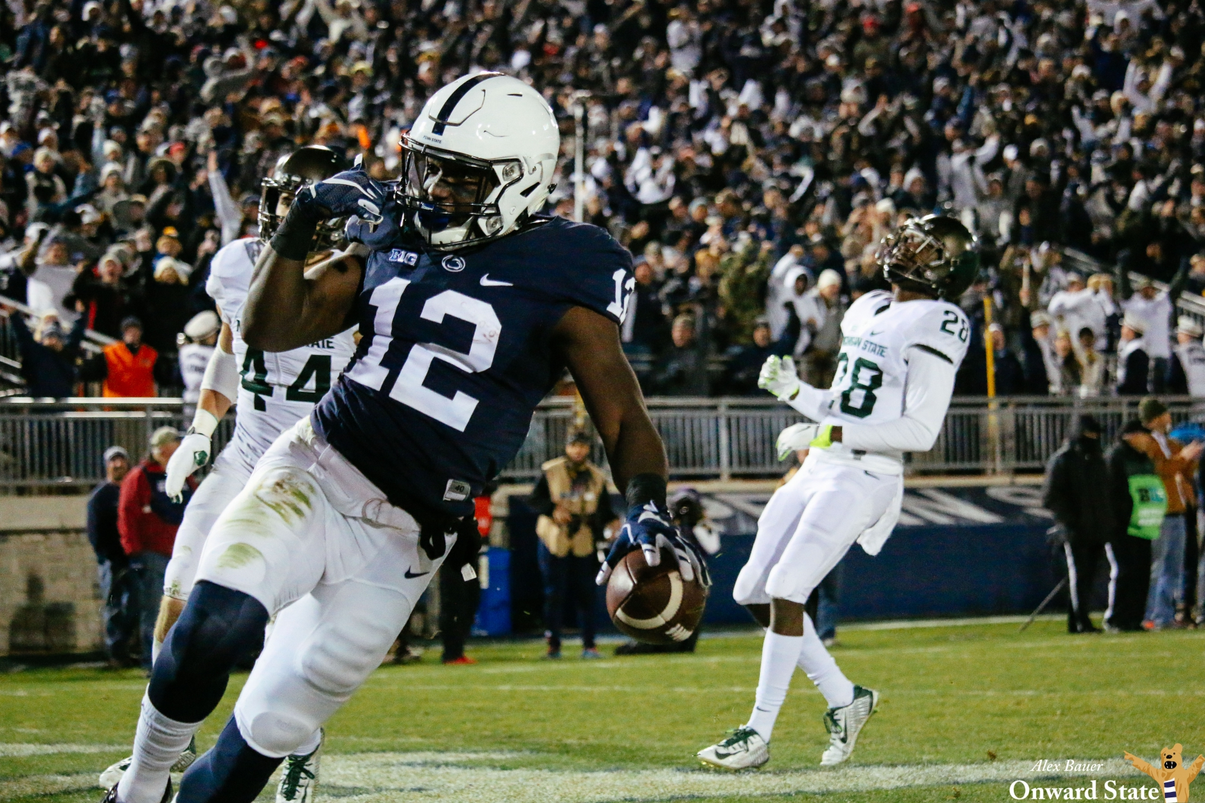 Penn State football: Speed, big-play strikes rescuing like ...