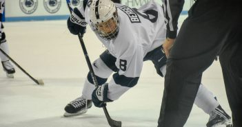Chase Berger Penn State Mens Ice Hockey