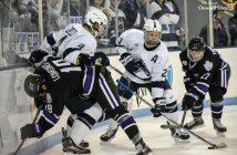 Ricky DeRosa Penn State Hockey Kris Myllari