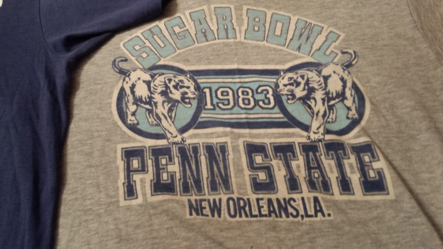 a874a34d The Best Of Your Vintage Penn State Apparel: Part Three