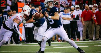 Trace McSorley Penn State Football vs Wisconsin Big Ten B1G Championship 2016