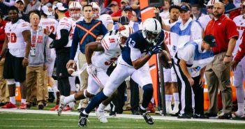 Saeed Blacknall Penn State Football vs Wisconsin Big Ten B1G Championship 2016