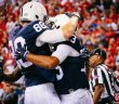 Mike Gesicki and Saeed Blacknall Penn State Football vs Wisconsin Big Ten B1G Championship 2016