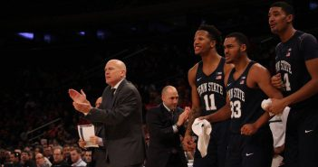 men's basketball pat chambers madison square garden