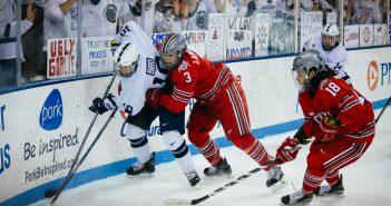 Penn State Men's Hockey vs Ohio State Brandon Biro