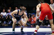 Penn State Wrestling vs Rutgers Jimmy Gulibon