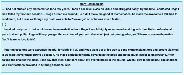 More Than A Tutor For Penn State Students: iMathTutor Is Like Having ...