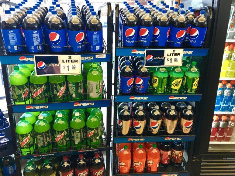 Liter Soda